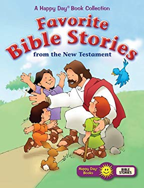 Favorite Bible Stories from the New Testament 9780784729397