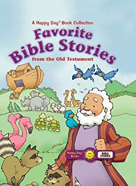 Favorite Bible Stories from the Old Testament 9780784729380
