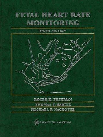 Fetal Heart Rate Monitoring 9780781735247
