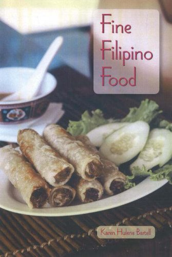 Fine Filipino Food 9780781812115