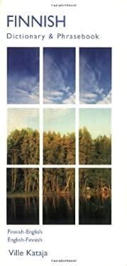 Finnish Dictionary & Phrasebook: Finnish-English, English-Finnish 9780781809566