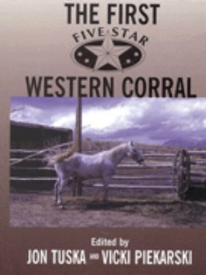 First Five Star Western Corral 9780786218486