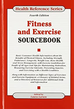 Fitness and Exercise Sourcebook 9780780811423