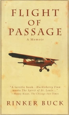 Flight of Passage 9780786883158