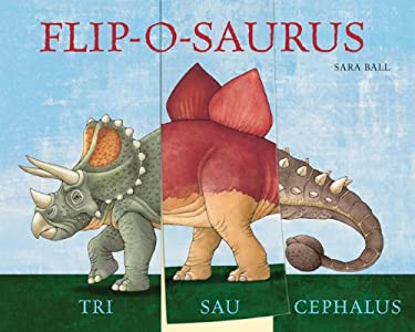 Flip-O-Saurus 9780789210616