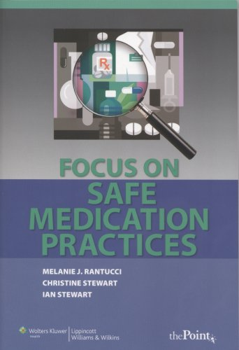 Focus on Safe Medication Practices 9780781770781