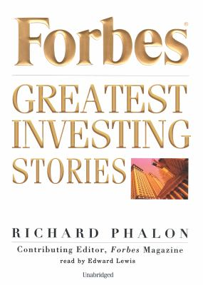 Forbes: Greatest Investing Stories 9780786124183
