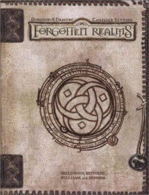 Forgotten Realms: Campaign Seeting 9780786918362