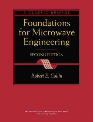 Foundations for Microwave Engineering 9780780360310