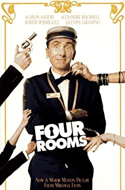 Four Rooms: Four Friends Telling Four Stories Making One Film 9780786881413