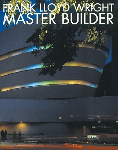 Frank Lloyd Wright: Master Builder 9780789300980
