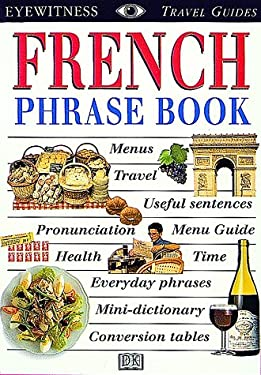 French Phrase Book 9780789432346