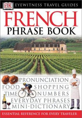 French Phrase Book 9780789494870