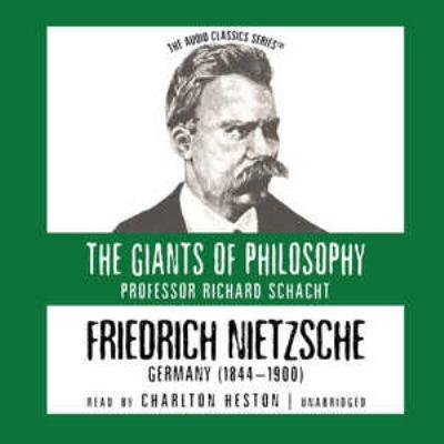 Friedrich Nietzsche: Germany (1844-1900) 9780786169375