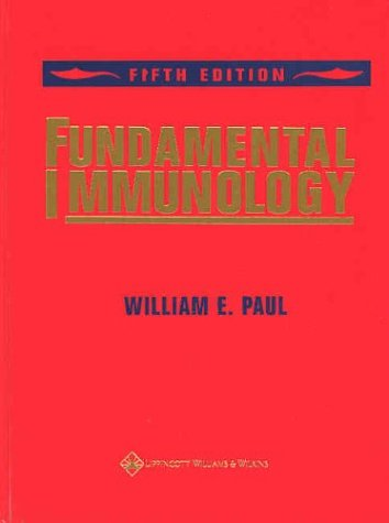 Fundamental Immunology [With CDROM] 9780781735148