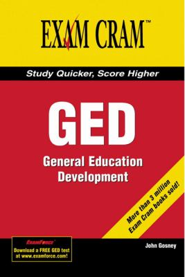 GED: General Education Development 9780789733641