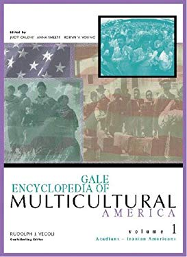 Gale Encyclopedia of Multicultural America 3v 2 9780787639860