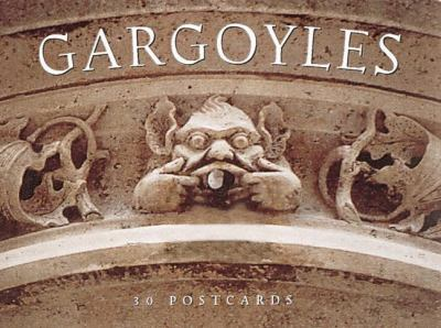Gargoyles: 30 Postcards 9780789253095