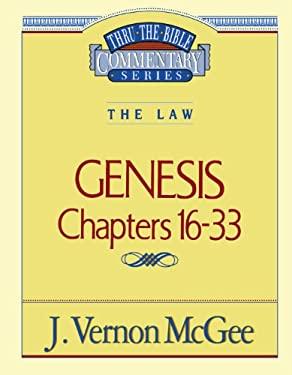 Genesis Chapters 16-33 9780785202820