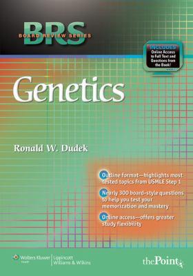 Genetics 9780781799942