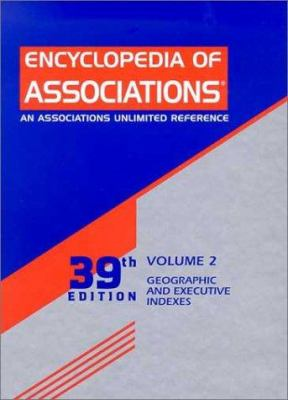 Geographic and Executive Indexes 9780787648299
