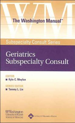 Geriatrics Subspecialty Consult 9780781743792