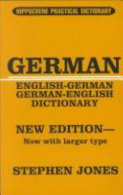 German: English-German, German-English 9780781803557