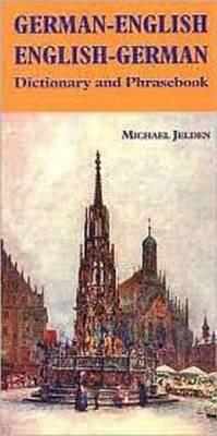 German-English/English-German Dictionary and Phrasebook 9780781808576