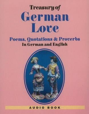 German Love Poems, Quot, Prov