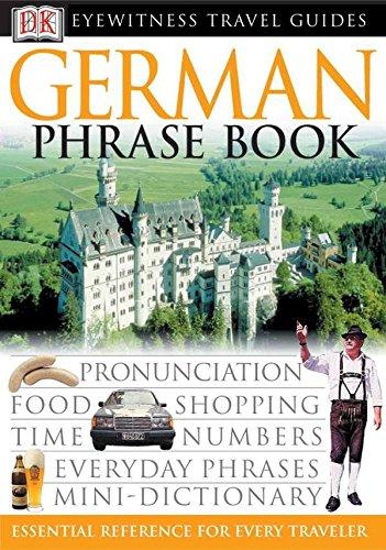 German Phrase Book 9780789494887