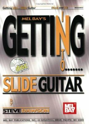 Getting Into Slide Guitar [With CD]