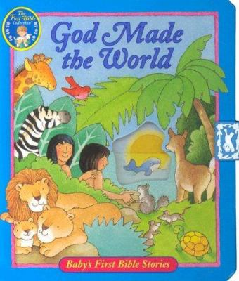 God Made the World [With Handle] 9780784712085