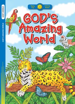 God's Amazing World 9780784723371