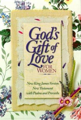 God's Gift of Love for Women 9780785205197