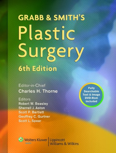Grabb and Smith's Plastic Surgery [With DVD-ROM]
