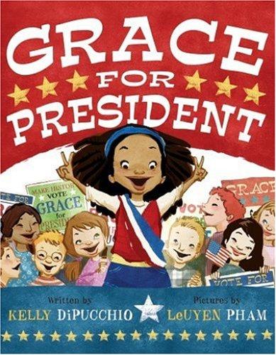 Grace for President 9780786839193