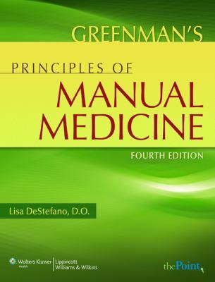 Greenman's Principles of Manual Medicine [With Access Code] 9780781789158