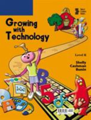Growing with Technology: Level K 9780789568427