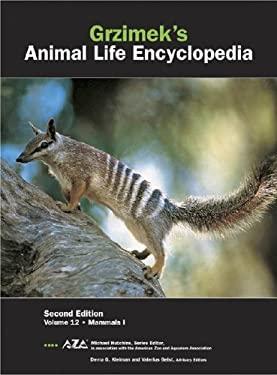 Grzimek's Animal Life Encyclopedia: Mammals 9780787657888