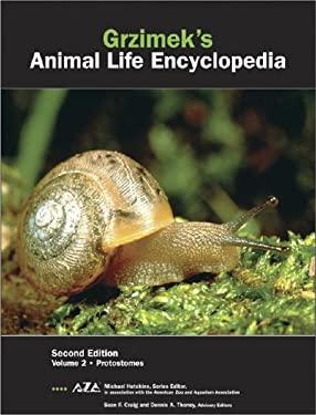 Grzimek's Animal Life Encyclopedia: Vol. 2 Protostomes 9780787657789
