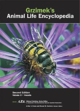 Grzimek's Animal Life Encyclopedia: Insects 9780787657796