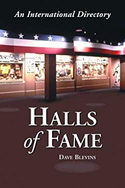 Halls of Fame: An International Directory 9780786415090
