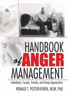 Handbook of Anger Management: Individual, Couple, Family, and Group Approaches 9780789024558