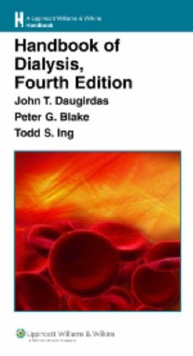 Handbook of Dialysis 9780781752534