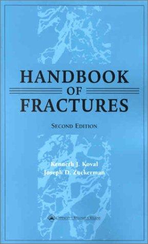 Handbook of Fractures 9780781731416