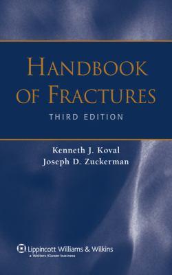 Handbook of Fractures 9780781790093