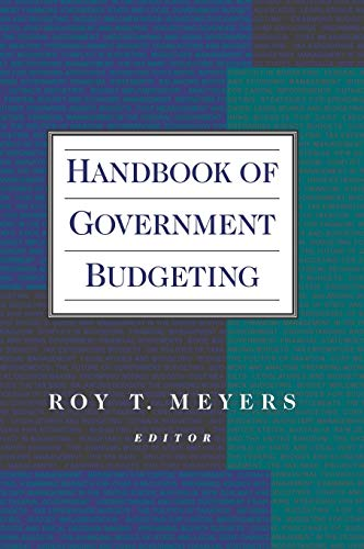 Handbook of Government Budgeting 9780787942922