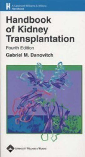 Handbook of Kidney Transplantation 9780781753227