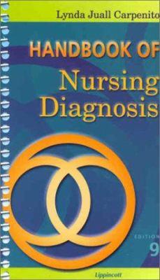 Handbook of Nursing Diagnosis 9780781733663