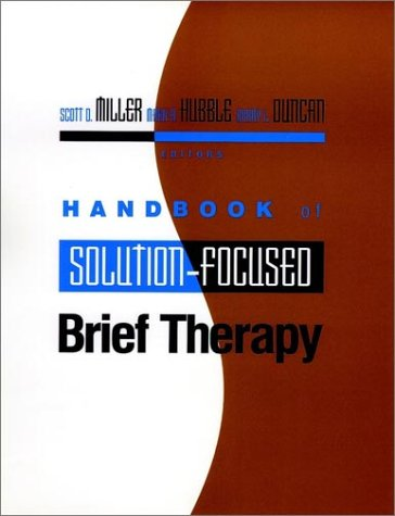 Handbook of Solution-Focused Brief Therapy 9780787902179